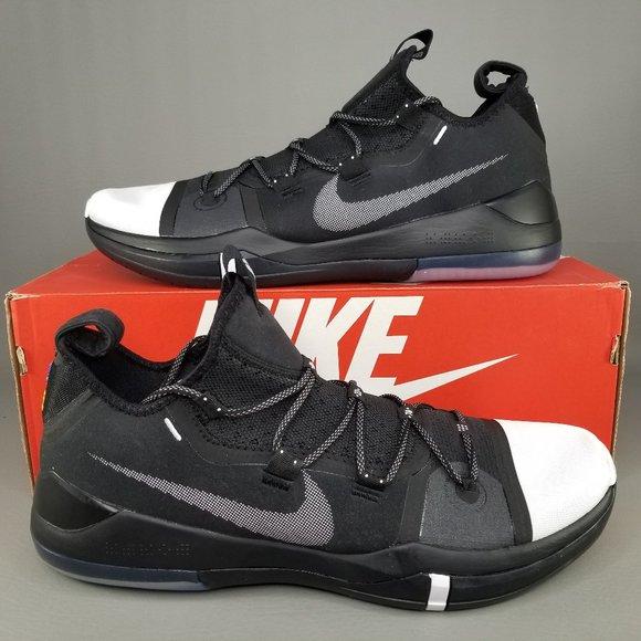 Nike Shoes   Nike Kobe Ad Exodus White